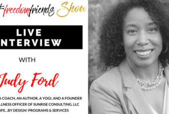 THE #FREEDOMFRIENDS SHOW PODCAST INTERVIEW: COACHING, SELF-CARE, CAREER TRANSITION & MORE
